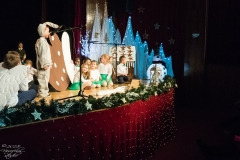 Vianočná besiedka škôlka Ms.